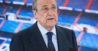 Chủ tịch Florentino Perez