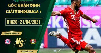 soi kèo Bayern Munich vs Leverkusen