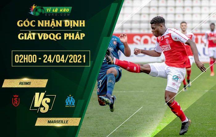 soi kèo Reims vs Marseille