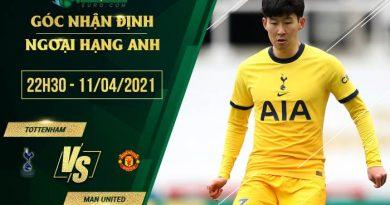 soi kèo Tottenham vs Man United