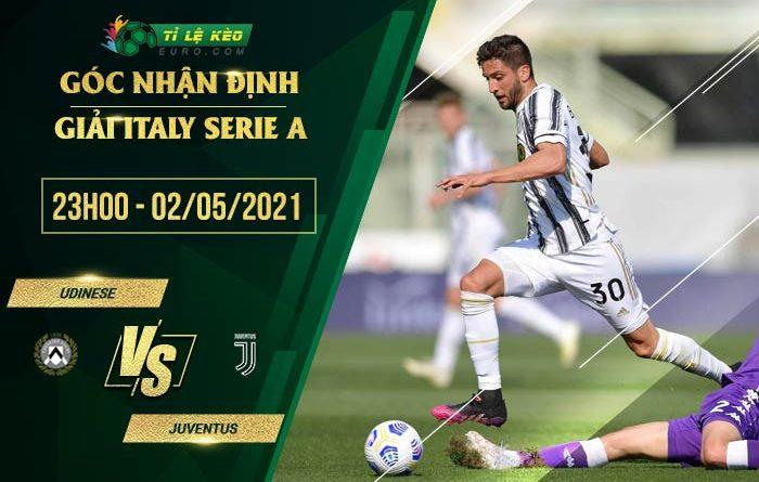 soi kèo Udinese vs Juventus
