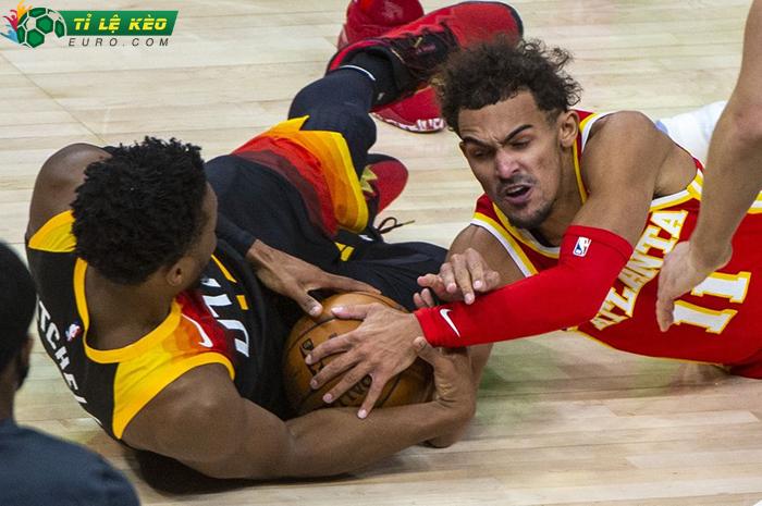 Atlanta Hawks và Utah Jazz