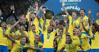 Brazil bảo vệ danh hiệu Copa America