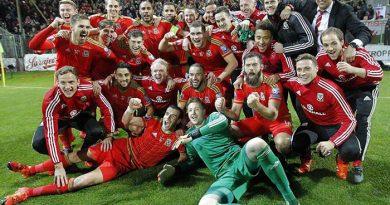 đội bóng xứ Wales