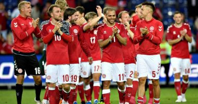 đội tuyển Đan Mạch