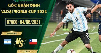 soi kèo Argentina vs Chile