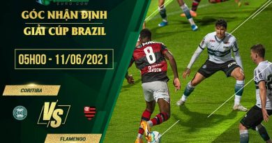 soi kèo Coritiba vs Flamengo