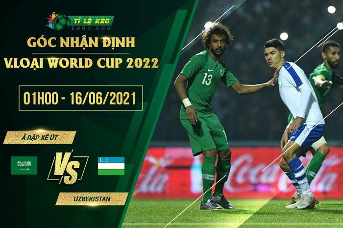soi kèo Saudi Arabia vs Uzbekistan