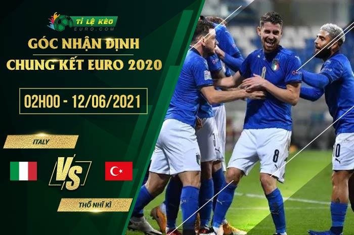 soi kèo Tho Nhi Ki vs Italia