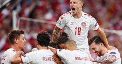 Đan Mạch tại Euro 2020
