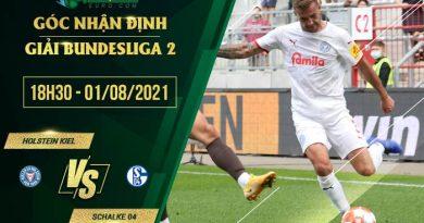 soi kèo Holstein Kiel vs Schalke