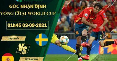 soi kèo Thụy Điển vs Tây Ban Nha