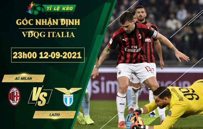 soi kèo AC Milan vs Lazio
