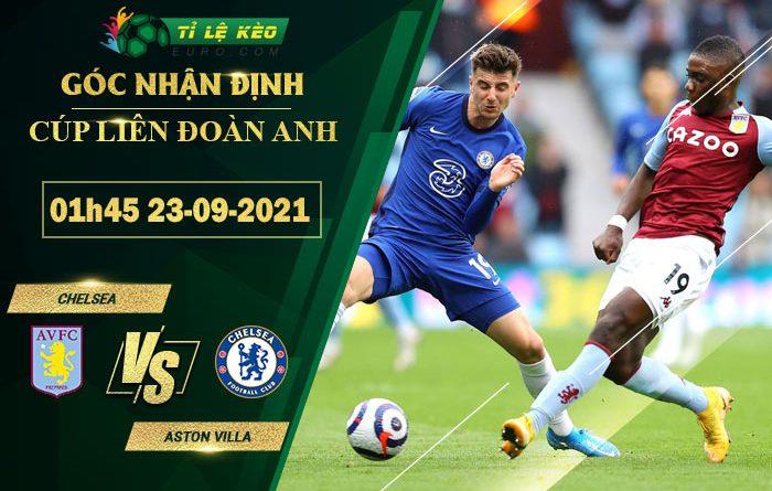 chi tiết kèo đấu Chelsea vs Aston Villa