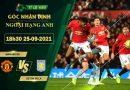 soi kèo Man Utd vs Aston Villa