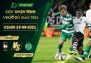 soi kèo Sporting Lisbon vs Maritimo