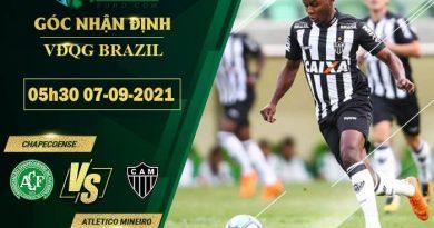 soi kèo Chapecoense vs Atletico Mineiro